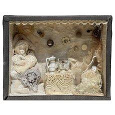 Victorian Nursery Diorama