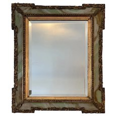 Vintage French Gilt Framed Mirror