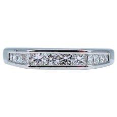 .50 ctw Diamond 18kt Wedding Band