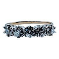 Gorgeous 1.25ctw Diamond Band