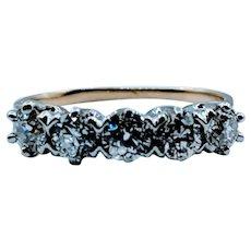 Gorgeous 1.25ctw Diamond Band