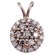 LeVian Chocolate Diamond Pendant