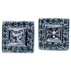 .33ctw Diamond Stud Earrings