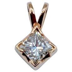 .45 Carat Diamond Pendant