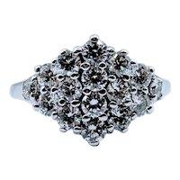 Stunning 1.07ctw Diamond Cocktail Ring!