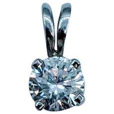 .27ct Diamond Solitaire Pendant