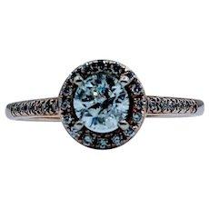 Stunning 5/8ctw Diamond Ring