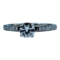 Beautiful 18kt Diamond Ring