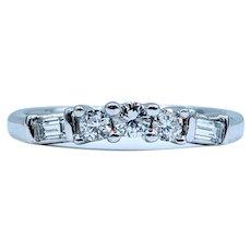 Gorgeous .20ctw Diamond Ring