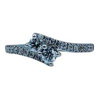 Gorgeous .50ctw Diamond Ring