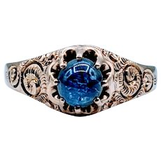 Antique Victorian Sapphire Ring