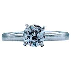 Beautifully Simple Diamond Solitaire