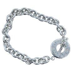Tiffany & Co. Toggle Bracelet
