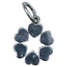 Rare Tiffany & Co. Heart and Star Charm