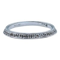 Parade Designer Stackable Diamond 18k Band