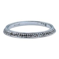 Parade Designer Stackable Diamond Band