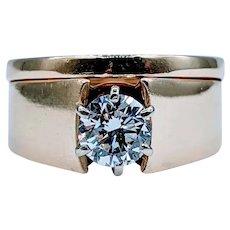 Gorgeous .70ct Diamond Ring