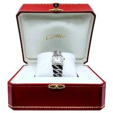 Cartier La Dona Ladies' Wristwatch - Stainless Steel