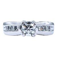 Outstanding Diamond Engagement Ring