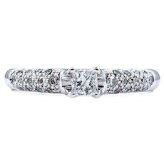 Stunning Princess Cut Diamond Ring