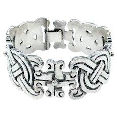 Taxco William Spratling Sterling Silver Link Bracelet