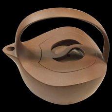 Vintage Fine Designer Chinese Yixing Zisha Teapot