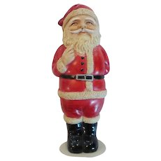 SANTA CLAUS Candy Container, Japan, Early Plastic / Celluloid