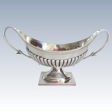 Sterling Silver Centerpiece Bowl/Basket, Shreve, Crump & Low