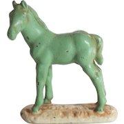 Littco / Hubley Cast Iron Colt Pony Statue, Child's Doorstop, c. 1920-30's
