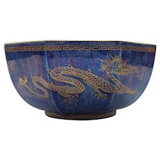 Wedgwood Fairyland Dragon Lustre Bowl, Daisy Makeig-Jones