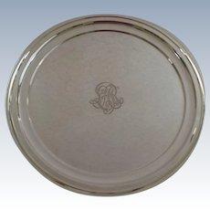"Antique GORHAM Sterling Silver 12"" Platter/Tray, c. 1913"
