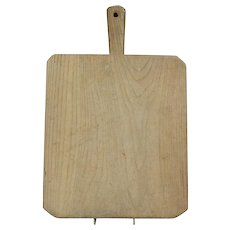 French Handmade Solid wood chopping board