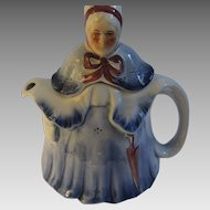 Staffordshire English Teapot