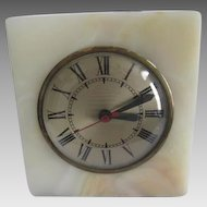 Clock: Sessions Onyx Electric Clock