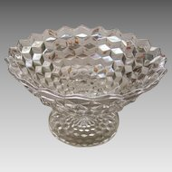 Fostoria Fruit Bowl