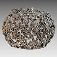 Vintage:  Sterling silver