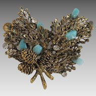 Pinecone Pin