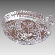 Bird Basket Vase