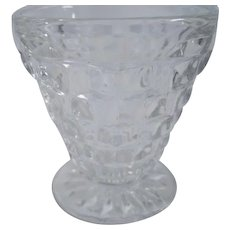 American Fostoria 6 Footed Cocktail Glasses