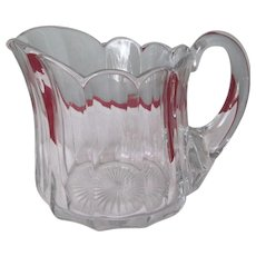 Heisey Pitcher