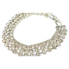 Clear Stone Bracelet