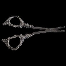 Sterling Silver Cuticle Scissors