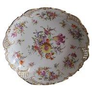 Dresiden Porcelain Bowl