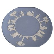 Jasperware: Wedgwood Plate