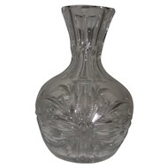 18th Century Cut Glass Water Carafe