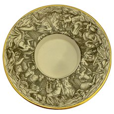 Fornasetti Plate: Mythological Scenes