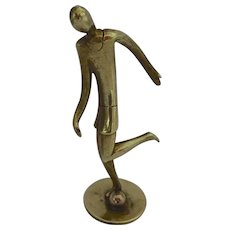 Hagenauer Figure of a Football Player