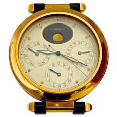 Cartier Desk Clock: PASHA