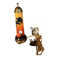 Art Deco DeVilbiss Perfume Lamp