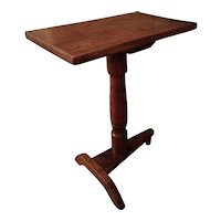 New England T-Base Candlestand